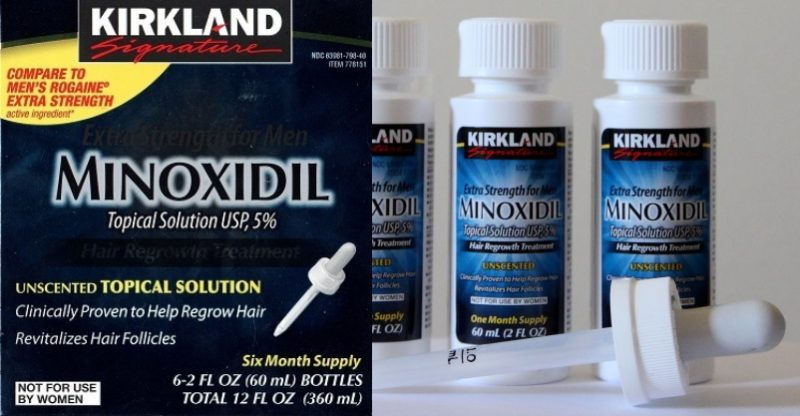 Kirkland Minoxidil Review