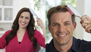 Using the HairMax Prima 7